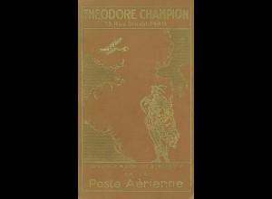 AEROPHILATELIE: Catalogue Historique & Descriptif de la Poste Aérienne,1934