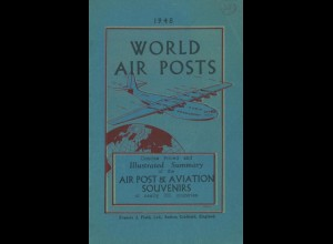 AEROPHILATELIE: World Air Posts, Sutton Coldfield: Field 1948.