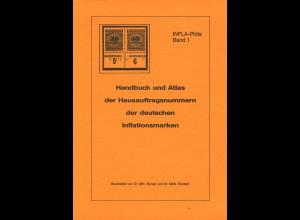 Bunse, Wilhelm und Rückert, Michael, INFLA-Phila, Handbuch und Atlas, Bd. 1 + 2.
