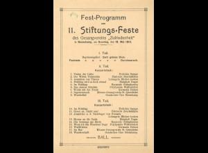 Katalog der Stuhl-Fabrik Heinrich Meyer in Enger i. Westf.