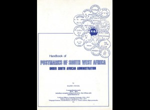 SÜDAFRIKA: Putzel, Ralph F., Handbook of Postmarks of South West Afrika, 1977.