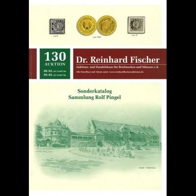 Dr. Reinhard Fischer, 130. Auktion, Bonn 2013.