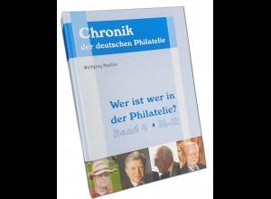 Wolfgang Maaßen: Wer ist wer in der Philatelie? Band 4: M–R