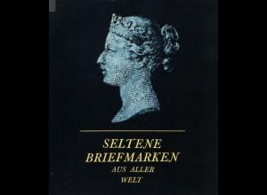 Sedlacek, Frantisek, Seltene Briefmarken aus aller Welt, Prag: Artia 1965.