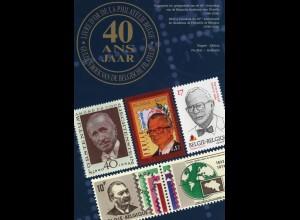 Delbeke, Claude J. P., Gulden Boek van de Belgische Filatelie 2006.