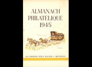 Almanach Philatélique 1945.