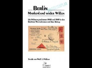 Wolf J. Pelikan, diverse Titel (Berlin, Dt. Einheit etc.), Schwalmtal 1989-1996.