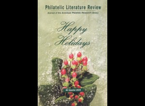 USA: Philatelic Literature Review
