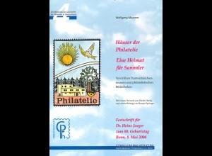 Schriftenreihe zur Geschichte der Philatelie in Deutschland, Nr. 4-12.