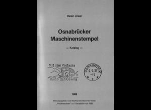 Lüwer, Dieter, Osnabrücker Maschinenstempel - Katalog 1989.