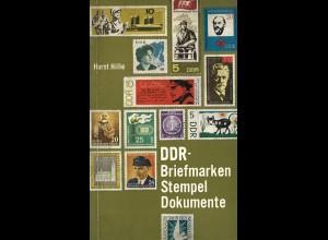 Hille, Horst, DDR-Briefmarken Stempel Dokumente, Berlin: Transpress 1970.