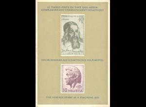 Die Briefmarke als didaktisches Hilfsmittel, Schwelm 1970.