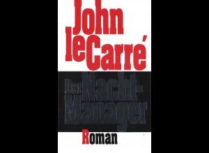 John le Carré: Der Nachtmanager (Roman)