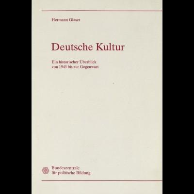 Glaser, Hernmann: Deutsche Kultur