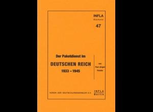 Hueske, Paul-Jürgen, Der Paketdienst im Deutschen Reich 1933 - 1945, Berlin 2001.