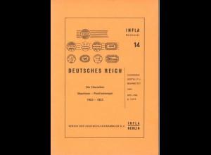 Topf, Karl, Deutsches Reich: Die Deutschen Maschinen-Postfreistempel, Berlin 1973.