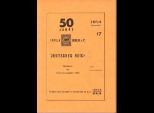 Kiefner, Wilfried, Deutsches Reich, Berlin 1978.