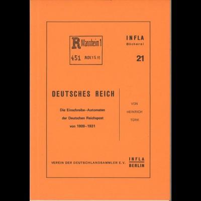Türk, Heinrich, Deutsches Reich, Berlin 1987.