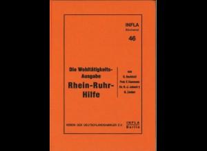 Die Wohltätigkeits-Ausgabe Rhein-Ruhr-Hilfe, Berlin 1999.