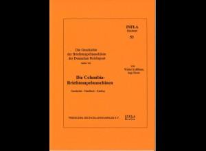 Kohlhaas, W. und Riese, I., Die Geschichte der Briefstempelmaschinen, Soest 2003.