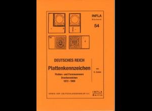 Zenker, Gotwin, Deutsches Reich: Plattenkennzeichen, Berlin 2004