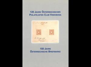 150 Jahre Österreichische Briefmarke, Wien 2000.