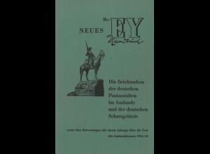 Neues Dr. Ey Handbuch, München: Larisch 1964, 3. A.
