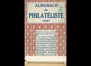 Almanach du Philatéliste, Paris 1927
