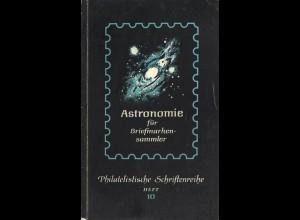 Winkler, Helmut, Astronomie für Briefmarkensammler, Leipzig 1961.