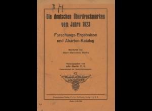 Infla Berlin e.V.: drei Hefte, 1942/1978/1987.