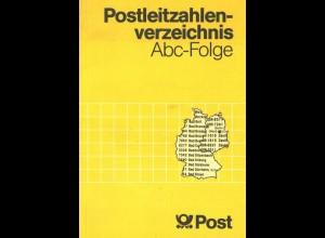 Postleitzahlenverzeichnis ABC-Folge, Bonn 1984.
