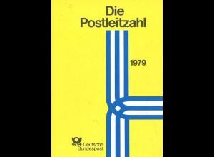 Die Postleitzahl, Deutsche Bundespost, Bonn 1979.