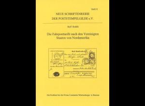 Poststempelgilde e.V. Soest: Neue Schriftenreihe Heft 153/1998.