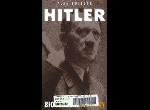 Bullock, Alan: Hitler