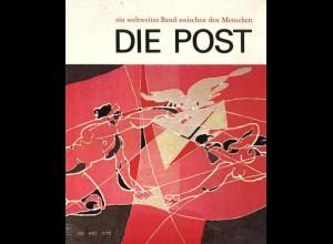 Die Post: ein weltweites Band zwischen den Menschen, Lausanne 1974.