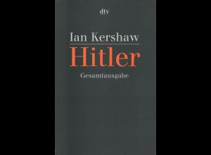 Kershaw, Ian: Hitler (Gesamtausgabe)