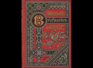 Illustriertes Briefmarken-Journal der Gebr. Senf, Leipzig 1900