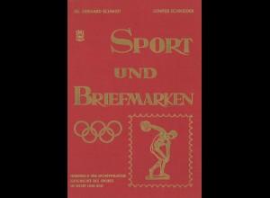 Schmidt, Gerhard u. Schneider, Günter: Sport und Briefmarken, Coburg 1958