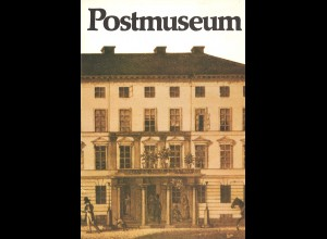 Postmuseum, Stockholm 1973
