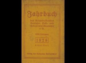 Jahrbuch des Reichsverbandes Deutscher Post- und Telegraphenbeamten e.V.