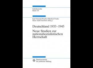 Bracher u.a.: Deutschland 1933–1945