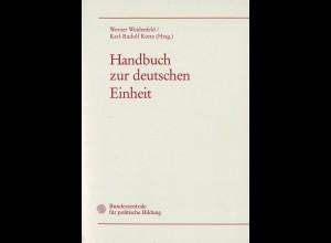 Weidenfeld/Korte: Handbuch zur deutschen Einheit