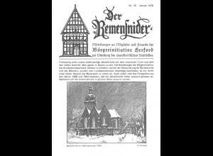 HERFORD: Der Remensnider / Landesring Nachrichten / Postwesen in Herford