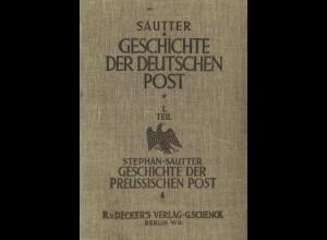 Geschichte der Deutschen Post, 4 Bde., Berlin / Bonn 1928 - 1979