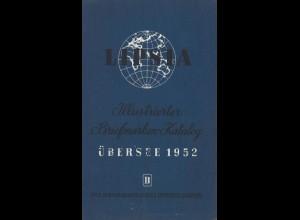 Lipsia: Illustrierter Briefmarken-Katalog Übersee, Bd. III, Leipzig: VEB 1952.