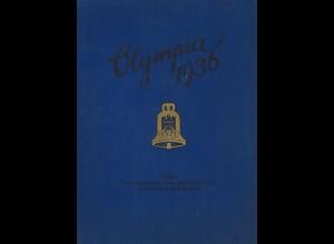 Olympia 1936, Band 1 Cig.-Bilderdienst Altona-B. (1936)