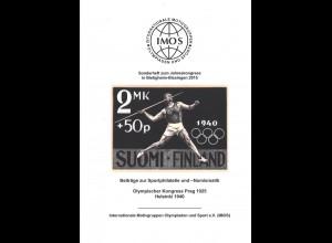 SPORT: Beiträge zur Sportphilatelie und -Numismatik 2015