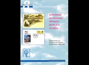 Schriftenreihe zur Geschichte der Philatelie in Deutschland, Nr. 8-13.