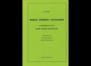 FÄLSCHUNGEN: Kock, G., World Forgery Catalogue, Helsinki 1998.