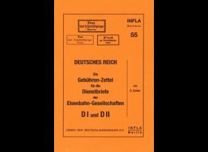 Zenker, G., Deutsches Reich, INFLA Berlin 2005.